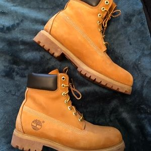 6 inch Waterproof Timberland Boots